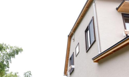 塗り壁の外壁で後悔しない家づくり