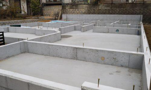 周南市で注文住宅を建てられる H様邸の基礎工事 Part2
